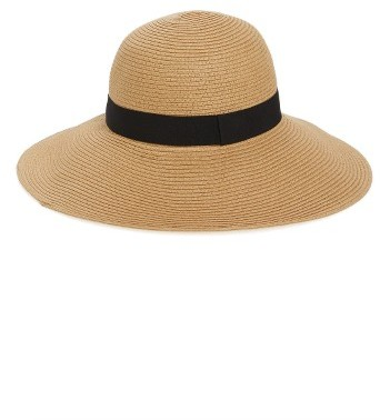 pool bag essential - sun hat