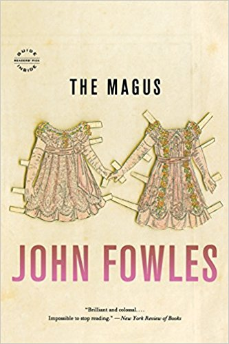 summer reading - the magus by john fowles