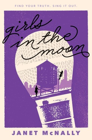 summer reading - girls in the moon