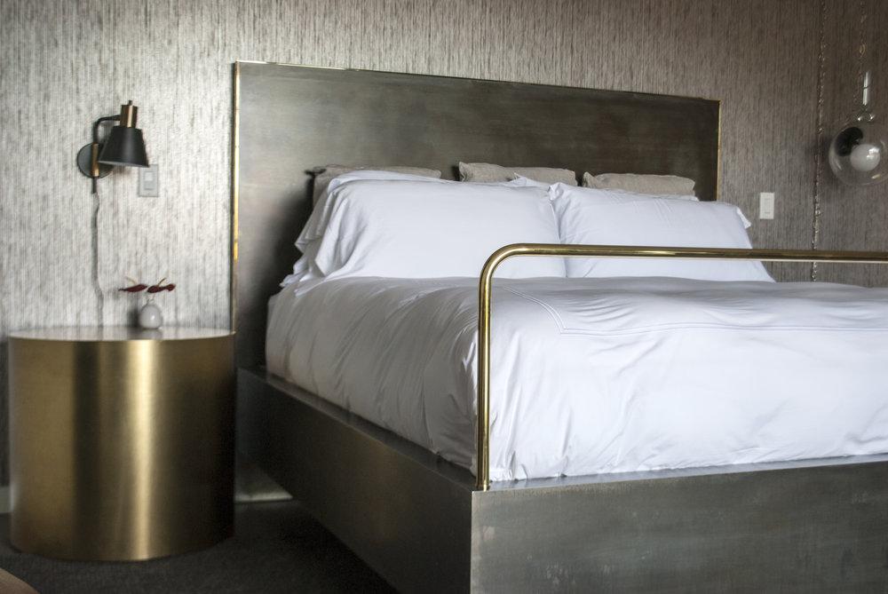 Foil Bed