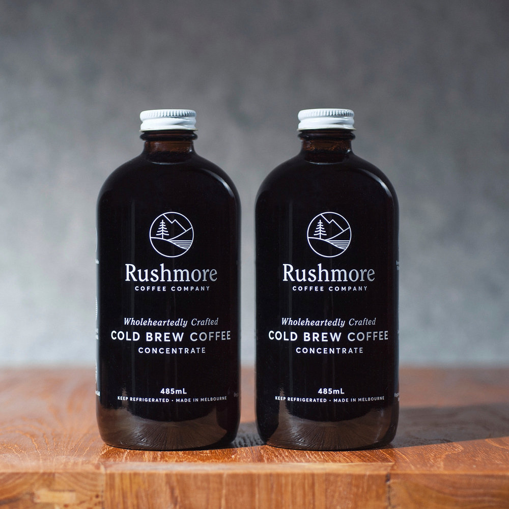 485ml Cold Brew Concentrate 2 PACK
