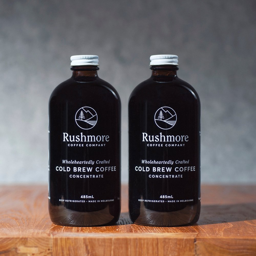 485ml Cold Brew Concentrate (2 Pack)