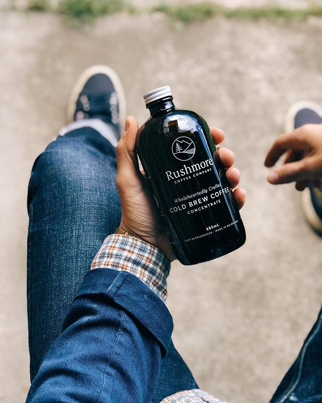 Getting ready for the big game the best way we know. Pick up a bottle of our concentrate from your favourite stockist or online. Whether it's enjoyed straight, diluted or in an espresso martini - this is sure to give you the energy you need to cheer on your team.