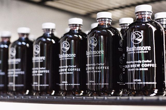 We're on the lookout for a new HQ to make our cold brew. Anyone who knows of any commercial kitchens or spaces that could be the new home of Rushmore please let us know. DM or email any potential leads to info@rushmorecoffee.com