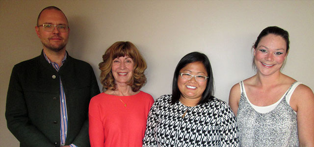 Our research team and current studies. Learn More