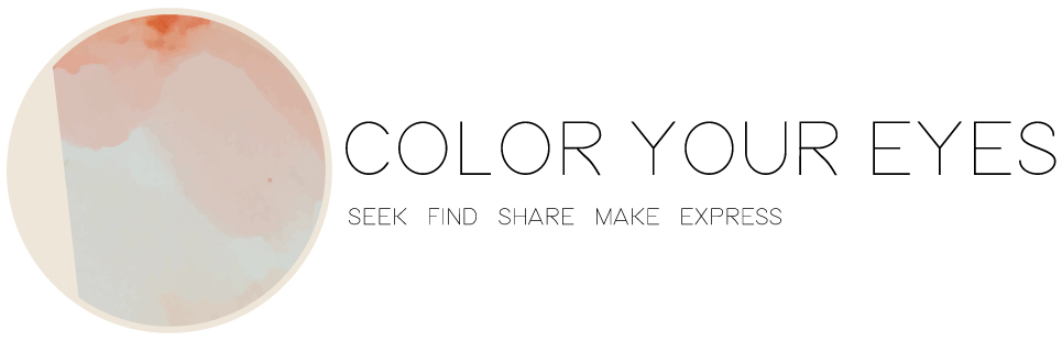 Unity◦Harmony — Color Your Eyes