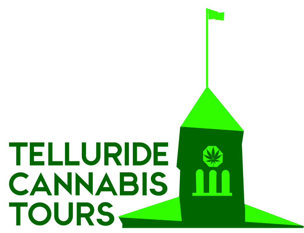 Graphic Identity for Telluride Cannabis Tours