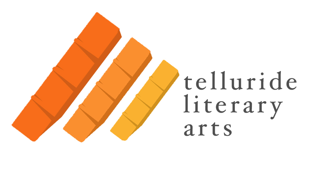 Logo for Telluride Literary Arts