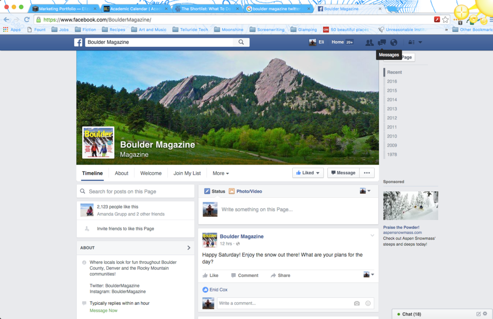boulder magazine facebook