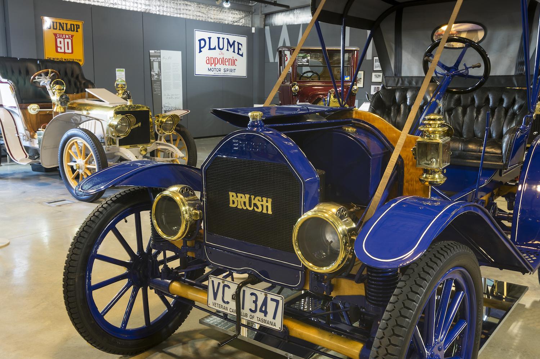 Brush - 1911 - The Everyman\'s Car — Wonders of Wynyard