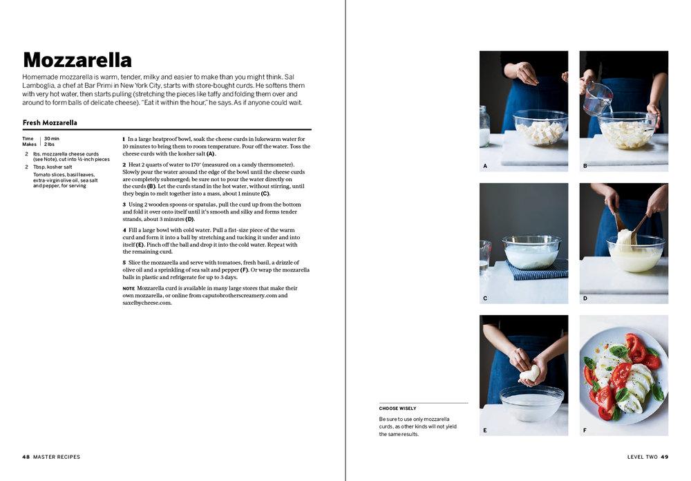 Master Recipes — Alisha Petro