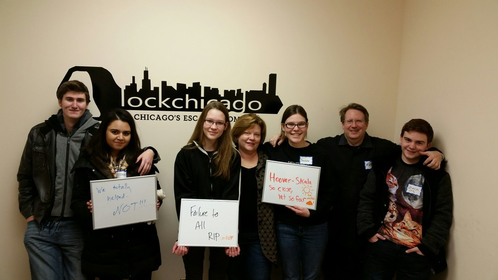 Lock Chicago Escape Room