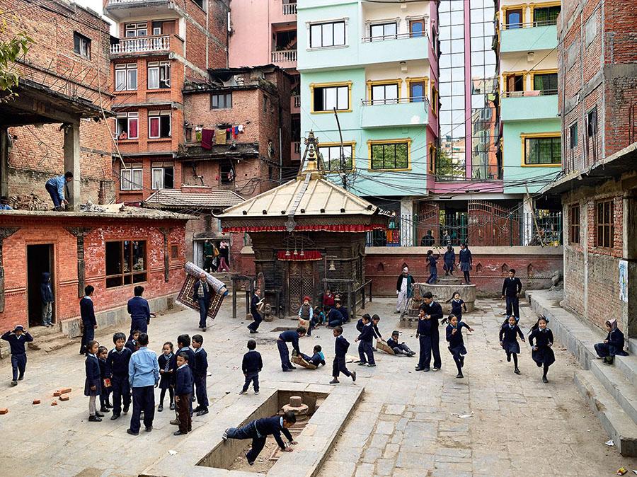 James Mollison\Bhakta Vidyashram, Kathmandu, Nepal