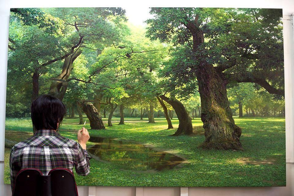 pittura an jung hwan