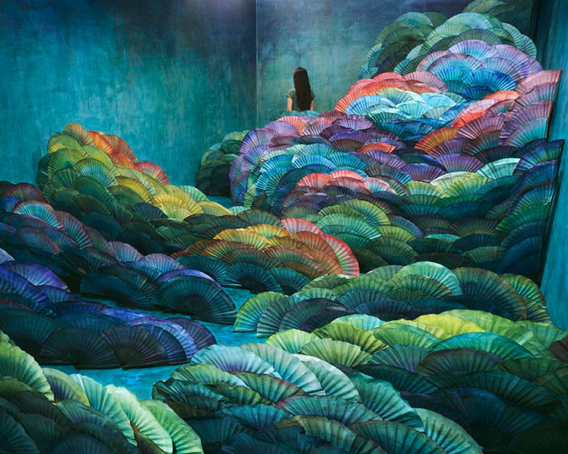 "JeeYoung Lee, ""Nightscape"", courtesy Opium gallery"
