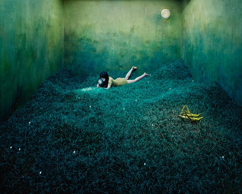 "JeeYoung Lee,""Treasure hunt"" , courtesy Opium gallery"