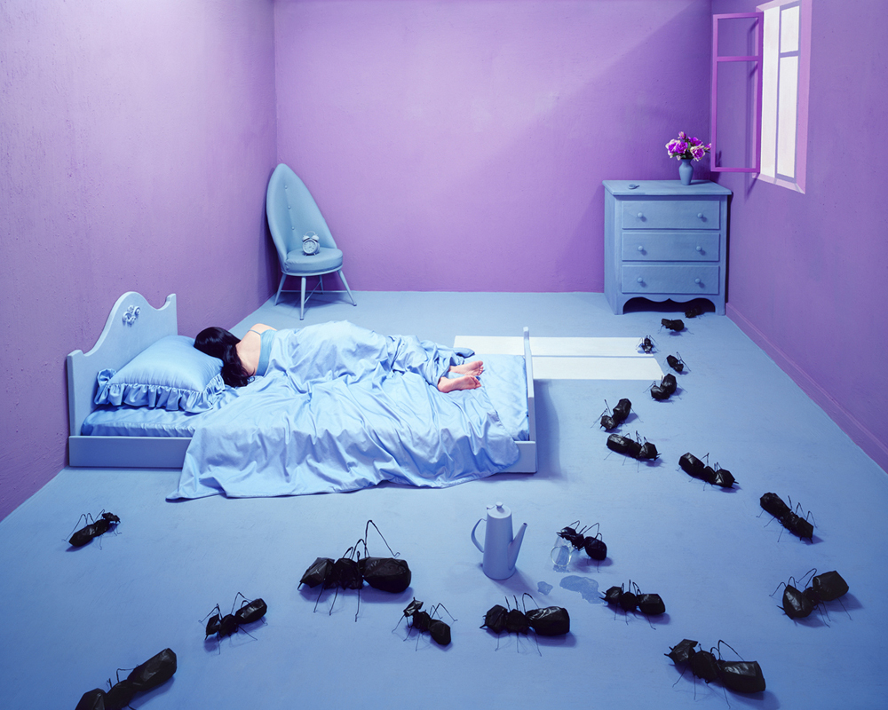 JeeYoung Lee, courtesy Opium gallery