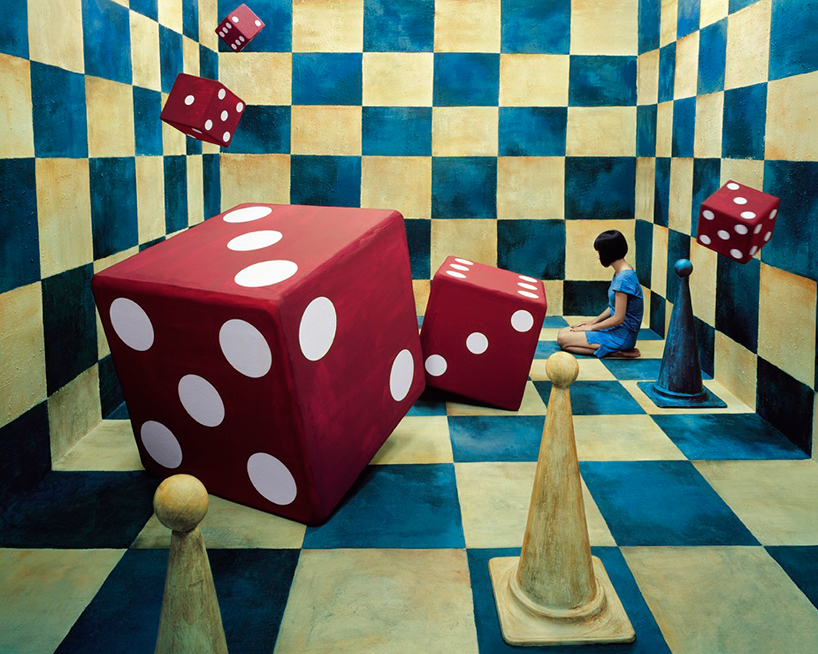 "JeeYoung Lee, ""Neverending race"", courtesy Opium gallery"