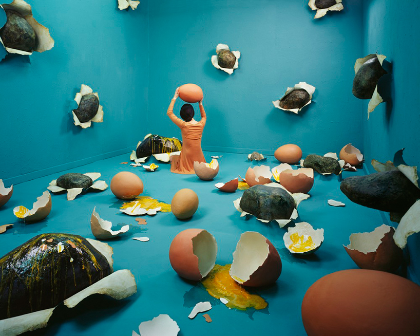 "JeeYoung Lee, Broken heart"", courtesy Opium gallery"