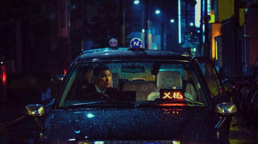 Liam Wong, Tokio,Shinjuku