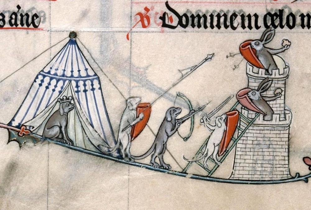 Breviario Francia 1302-1305 circa BM Verdun
