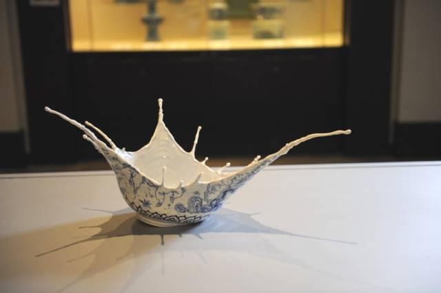 ceramica di Johnson Tsang; foto courtesy Johnson Tsang