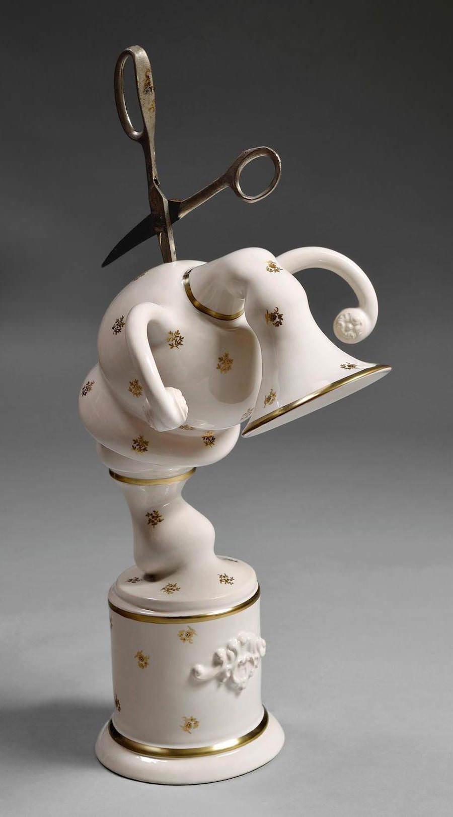 Laurent Craste, ceramic art