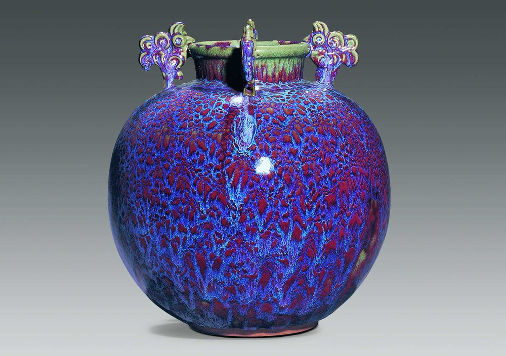 Han Meilin, ceramic art