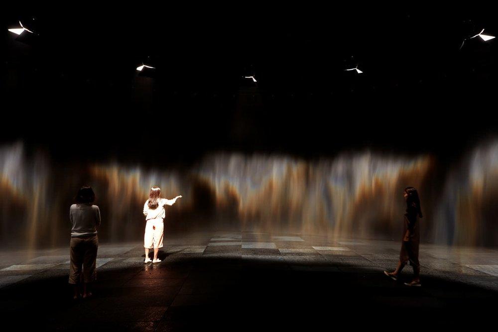 olafur eliasson, rainbow assembly, 2016, all images © hyunsoo kim
