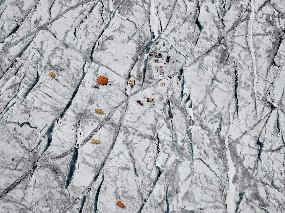 Lo Scott Polar Research Institute di Cambridge lavora sulla calotta artica. Photo credit: Timo Lieber