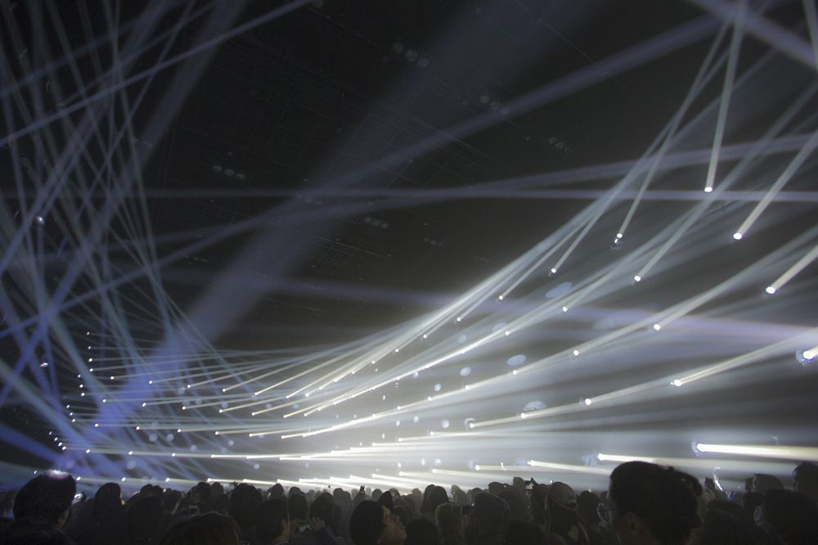 TeamLab, Light Vortex