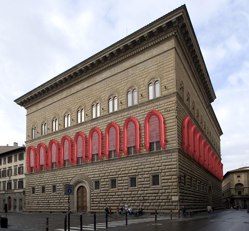 ai weiwei | reframe | palazzo strozzi photo courtesy palazzo strozzi