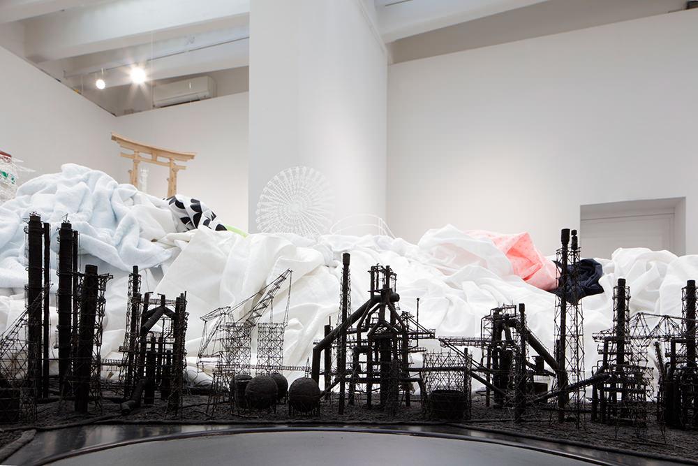 Biennale di venezia 2017 il padiglione giappone di for Piani di progettazione del padiglione