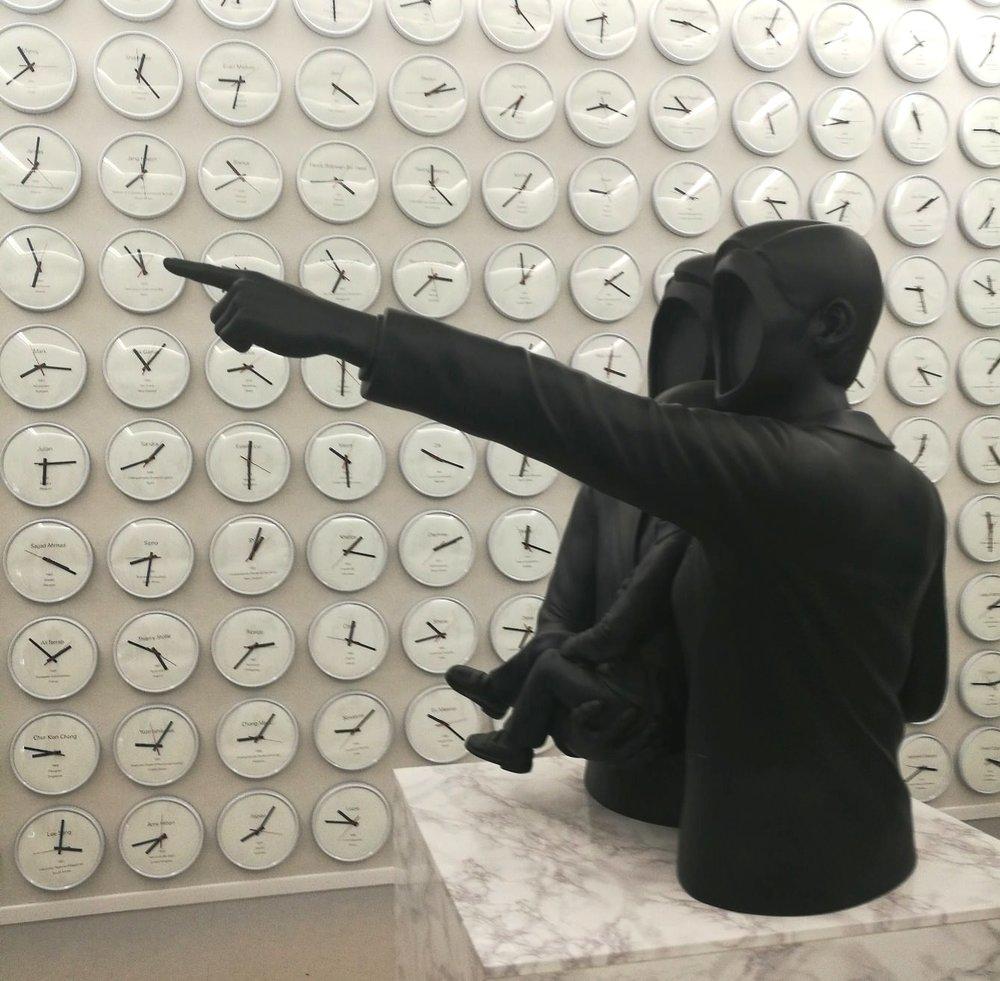 Lee Wan, Padilgione Corea, Biennale di Venezia 2'017. Photo by ©artbooms