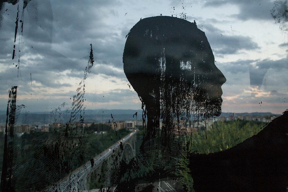 "Gonzalo Borondo, ""Aria"", Festival Altrove4, Photo: ©AngeloJaroszukBogasz"