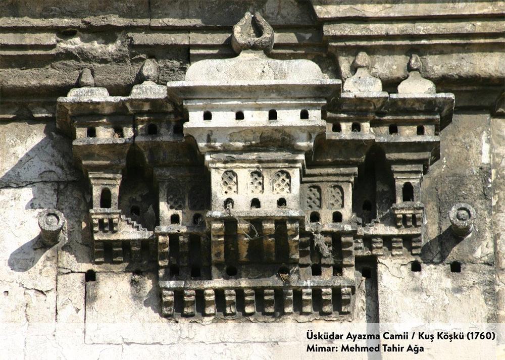 casette-uccelli-architettura-ottomana