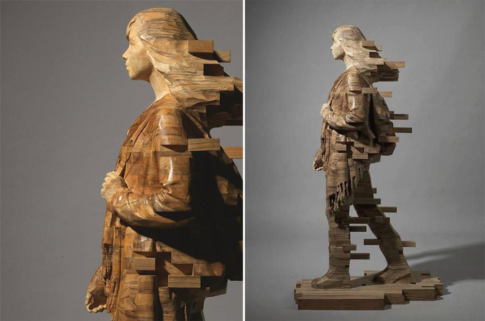 hsu-tung-han-sculture-iperrealiste-legno-con-pixel-02