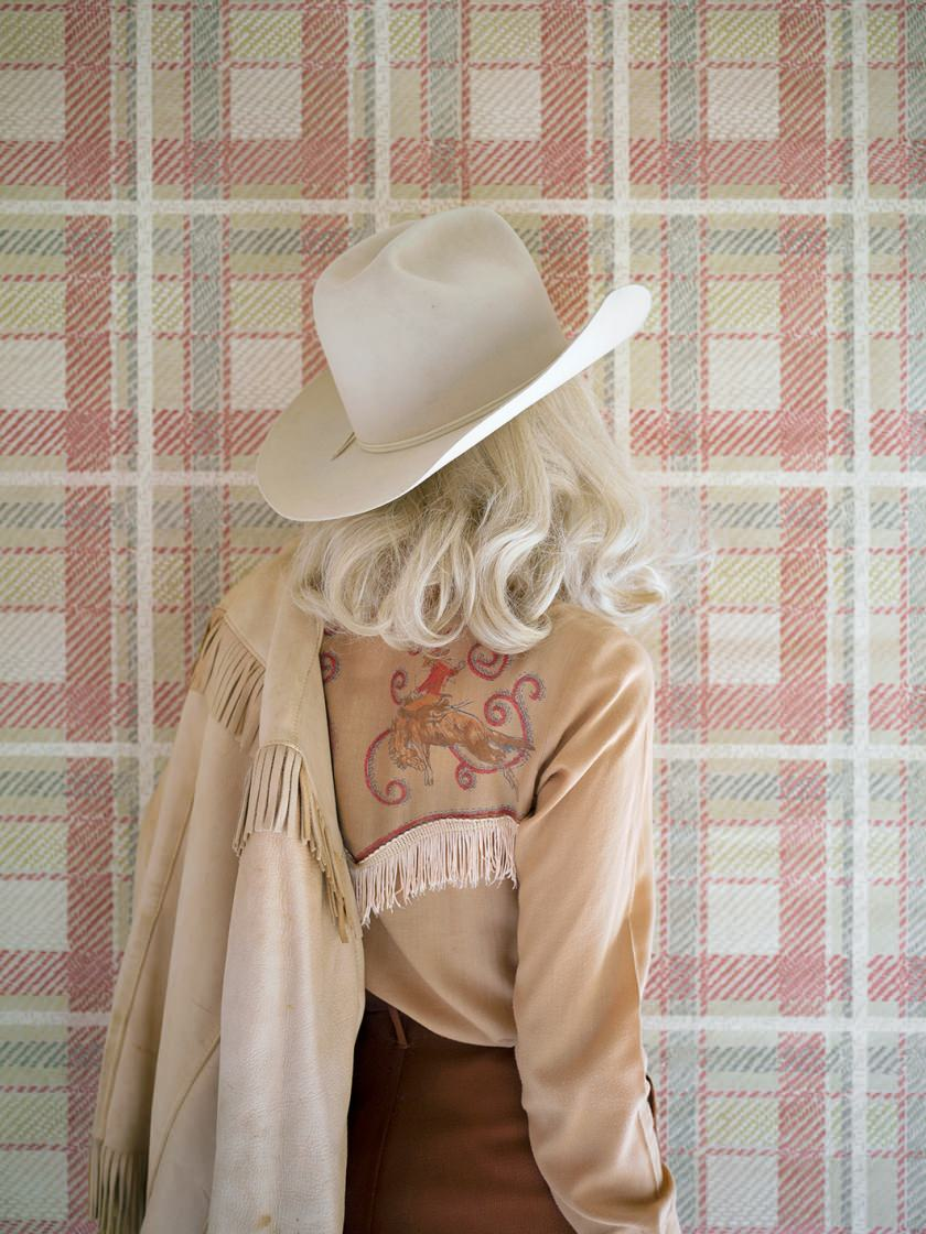 The Cowboy © Anja Niemi, The Little Black Gallery