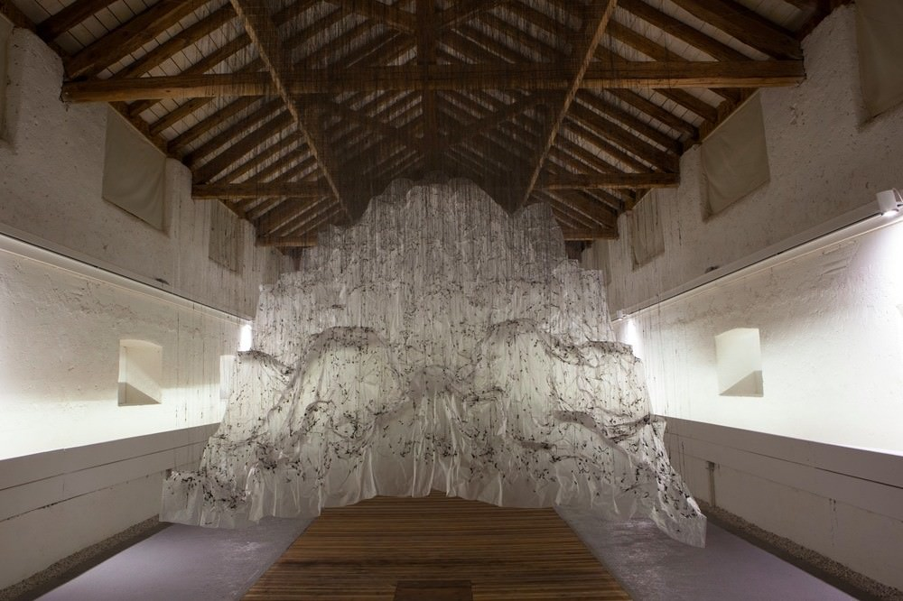 Onishi Yasuaki, 'Reverse of Volume', Artesella