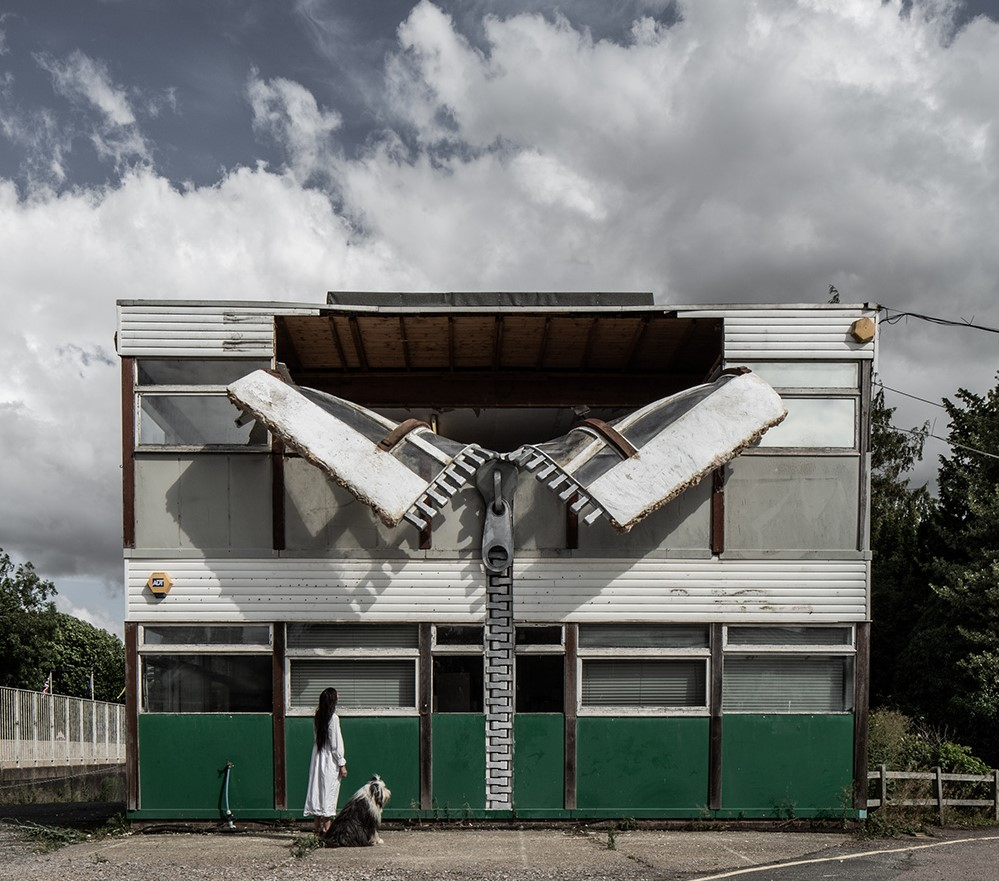 Alex Chinneck, Open to the public, All images by Marc Wilmot