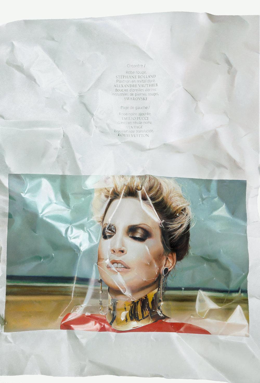 Stefania Fersini, serie Trash
