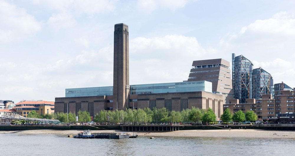 Tate Modern - Credits: Iwan Baan photo via  icondesign