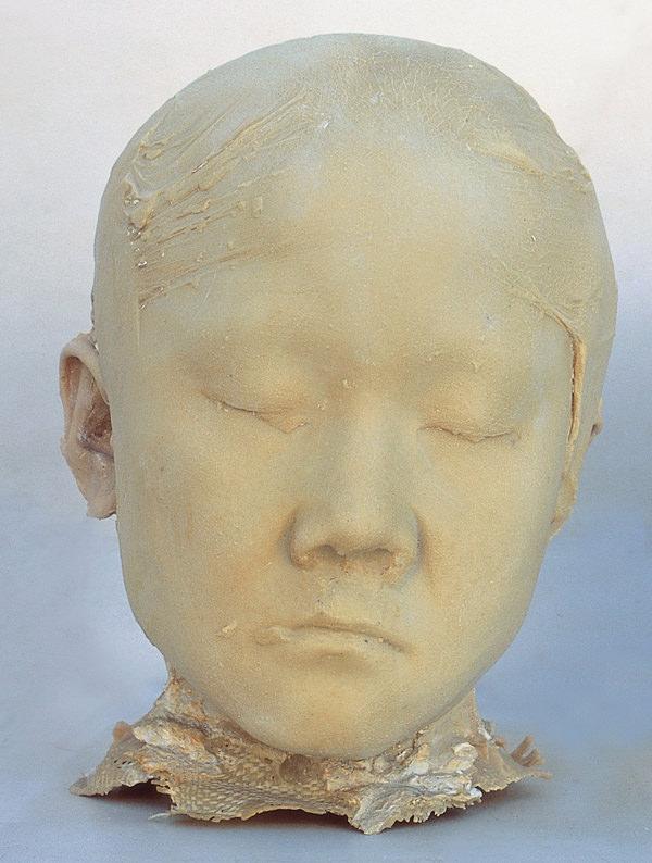 Zhang Dali, scultura, serie 100 Chinese