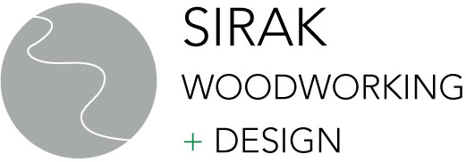 SIRAK WOODWORKING + DESIGN