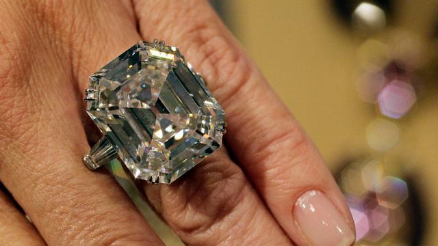 The Krupp Diamond Image: gemsaboutjewels.blogspot.com