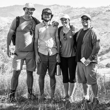 Todd Bryan, chad burt, grace goldberg, dan yocum, 2016.
