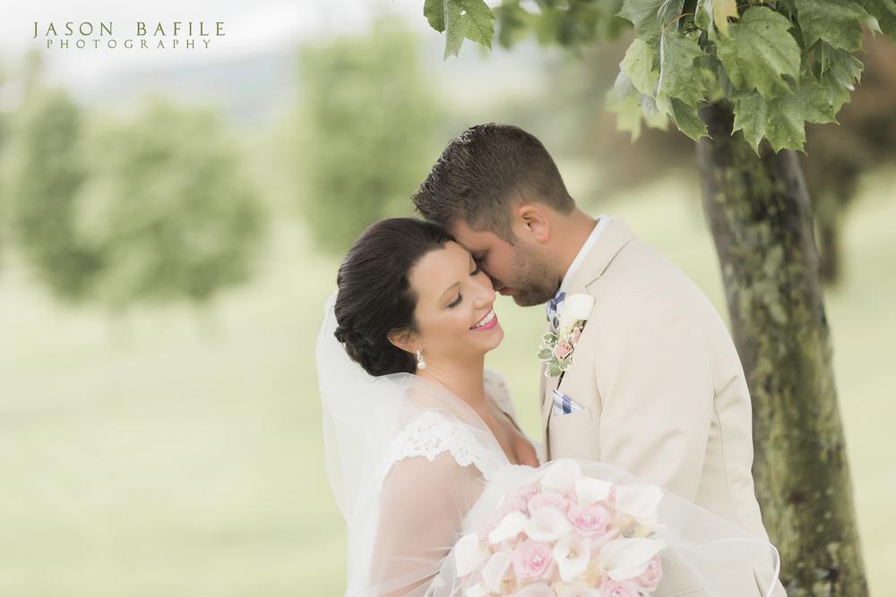 Chestnut Ridge Country Club Wedding Photography