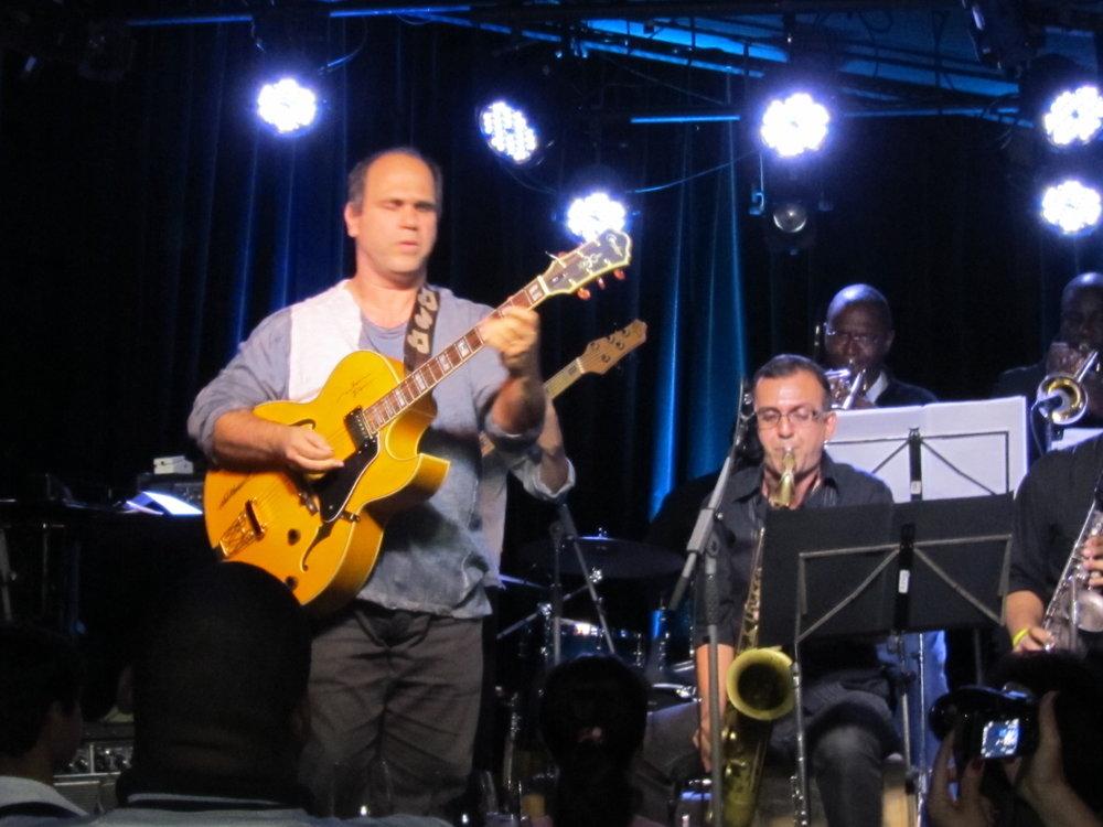 Nelson Faria, playing at the Miranda Club, Lagoa, Rio.