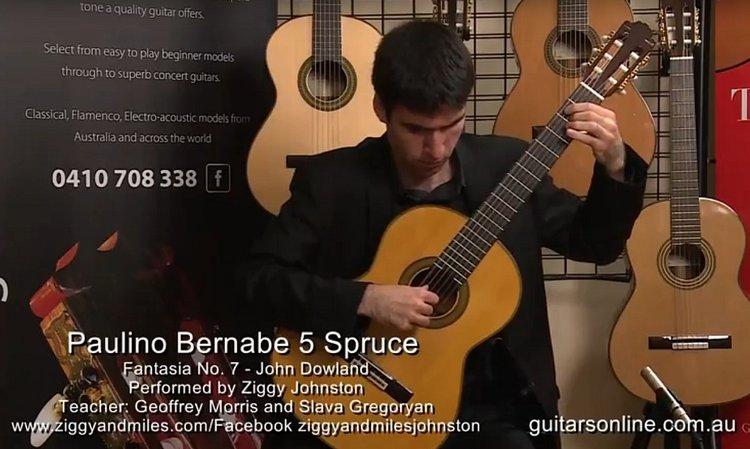 Performances by Guitar Model — Guitarsonline com au