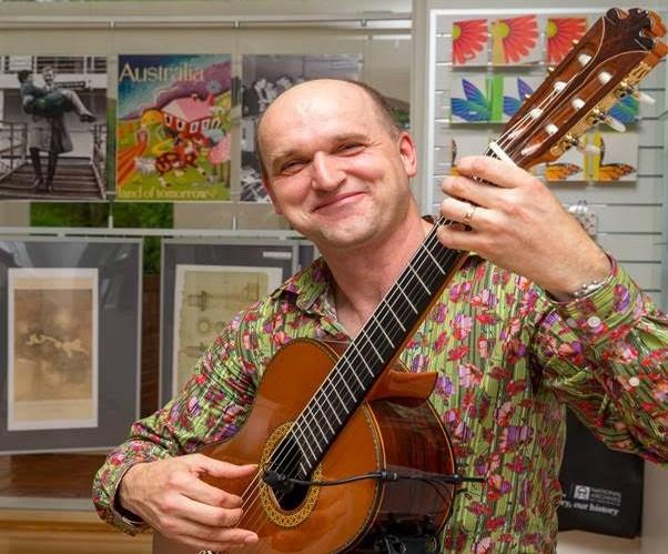 composer - Marian Budos